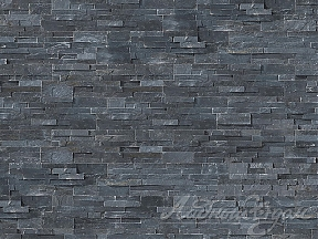 Панель из натурального камня Cupastone, Decopanel Black Slate